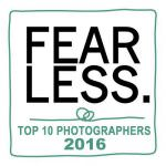 Top10 Photographer Fearless