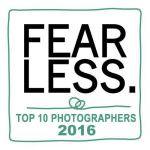 Top10 Photographer Fearless