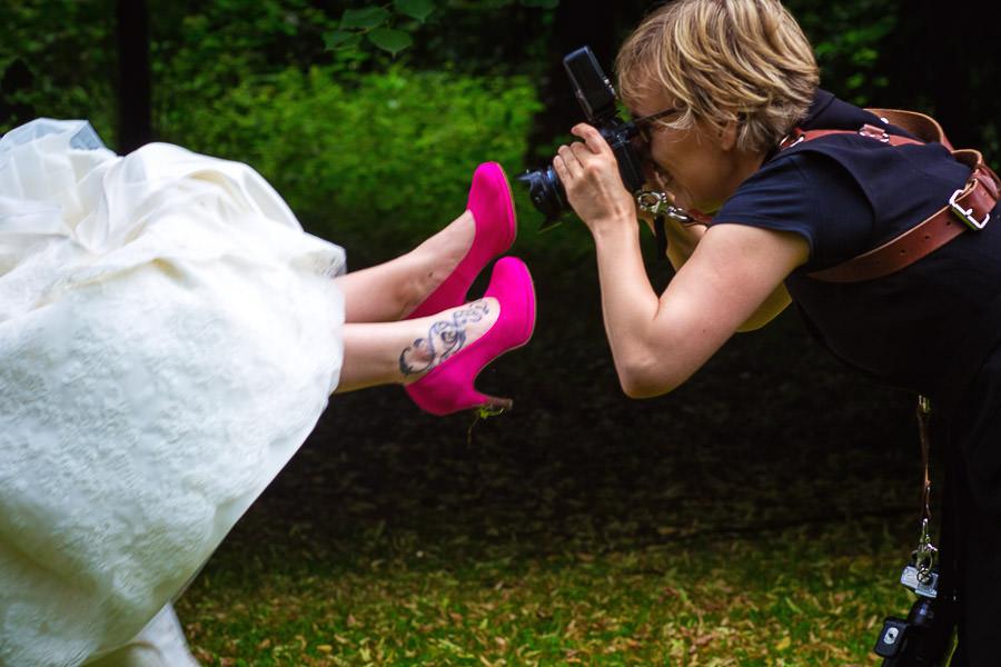 Außergewöhnliche Hochzeitsfotos Hochzeitsfotografin Solingen