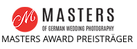 Preisträgerin Masters of German Wedding Photography