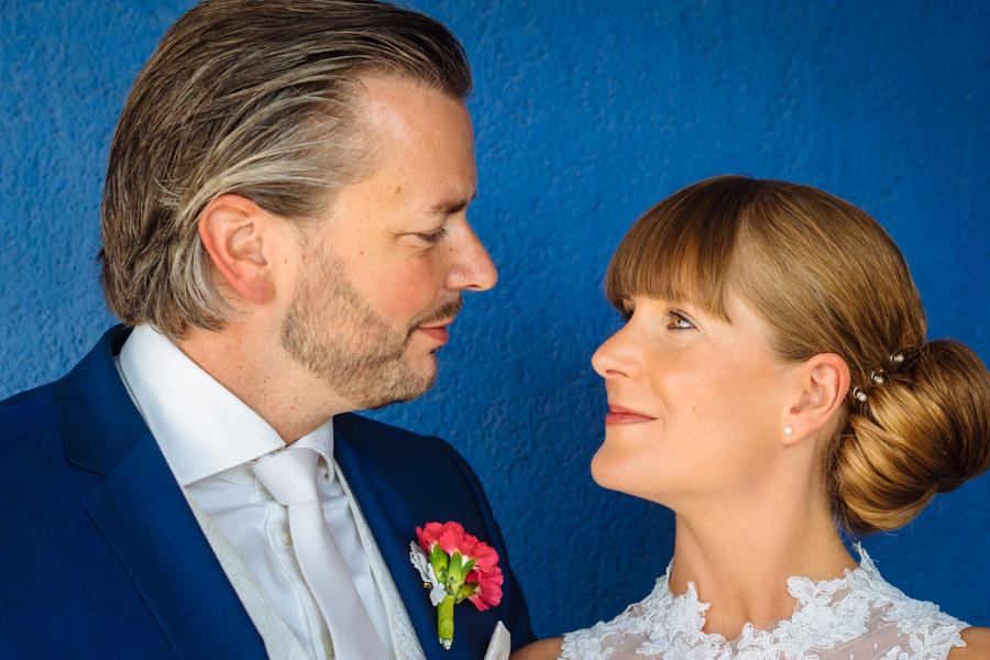 Natürliche Hochzeitsfotos in Solingen mit Hochzeitsfotgraf