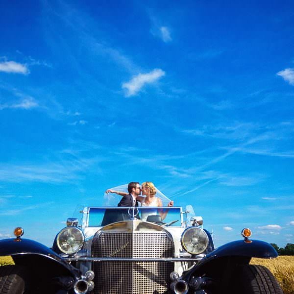 Oldtimer als Hochzeitsauto Düsseldorf