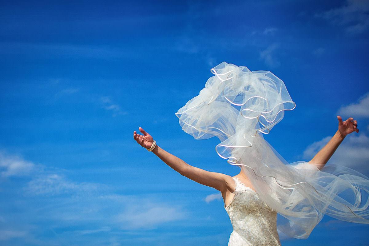 Brautfotos etwas anders mit Hochzeitsfotograf