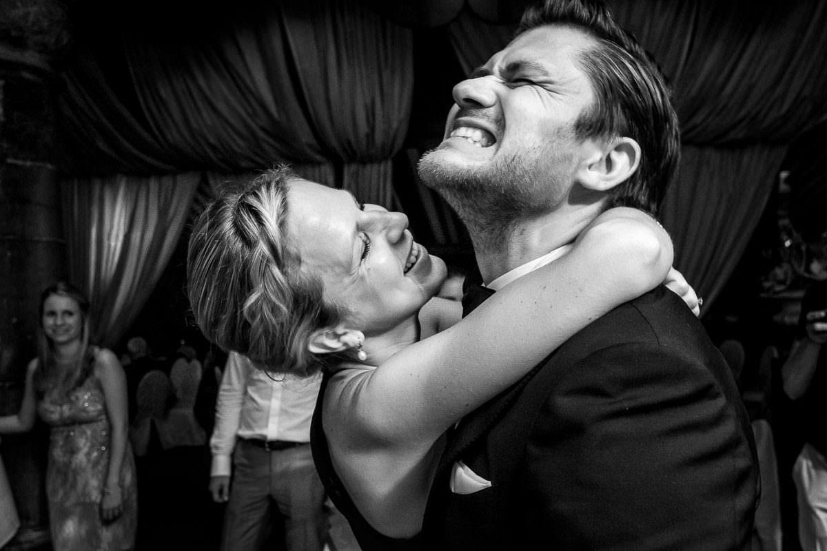 Hochzeitsfotos schwarzweiss