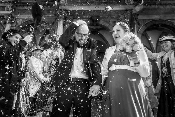 Hochzeit Kölner Karneval