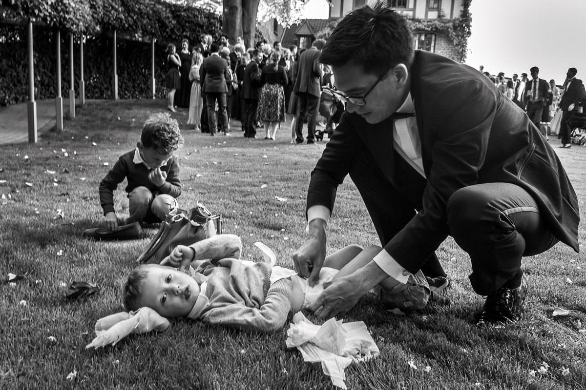 Kinder bei Hochzeit Hochzeitsfotograf