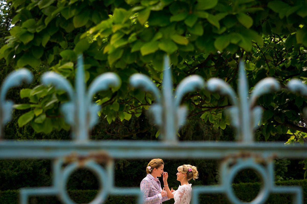 Same sex wedding Düsseldorf