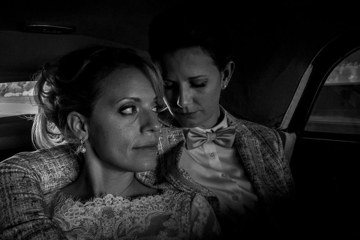 Lesbische Hochzeit Düsseldorf mit Hochzeitsfotograf