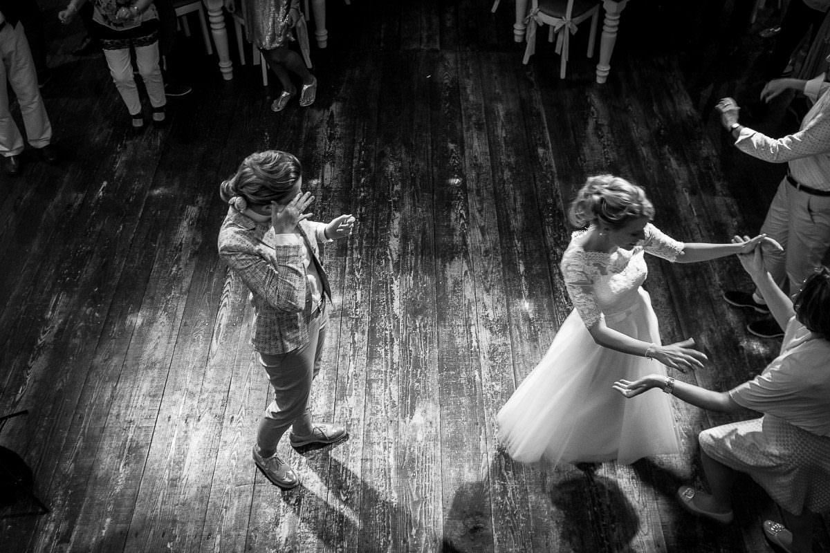 Hochzeitsparty Dürpellos Solingen mit Hochzeitsfotograf