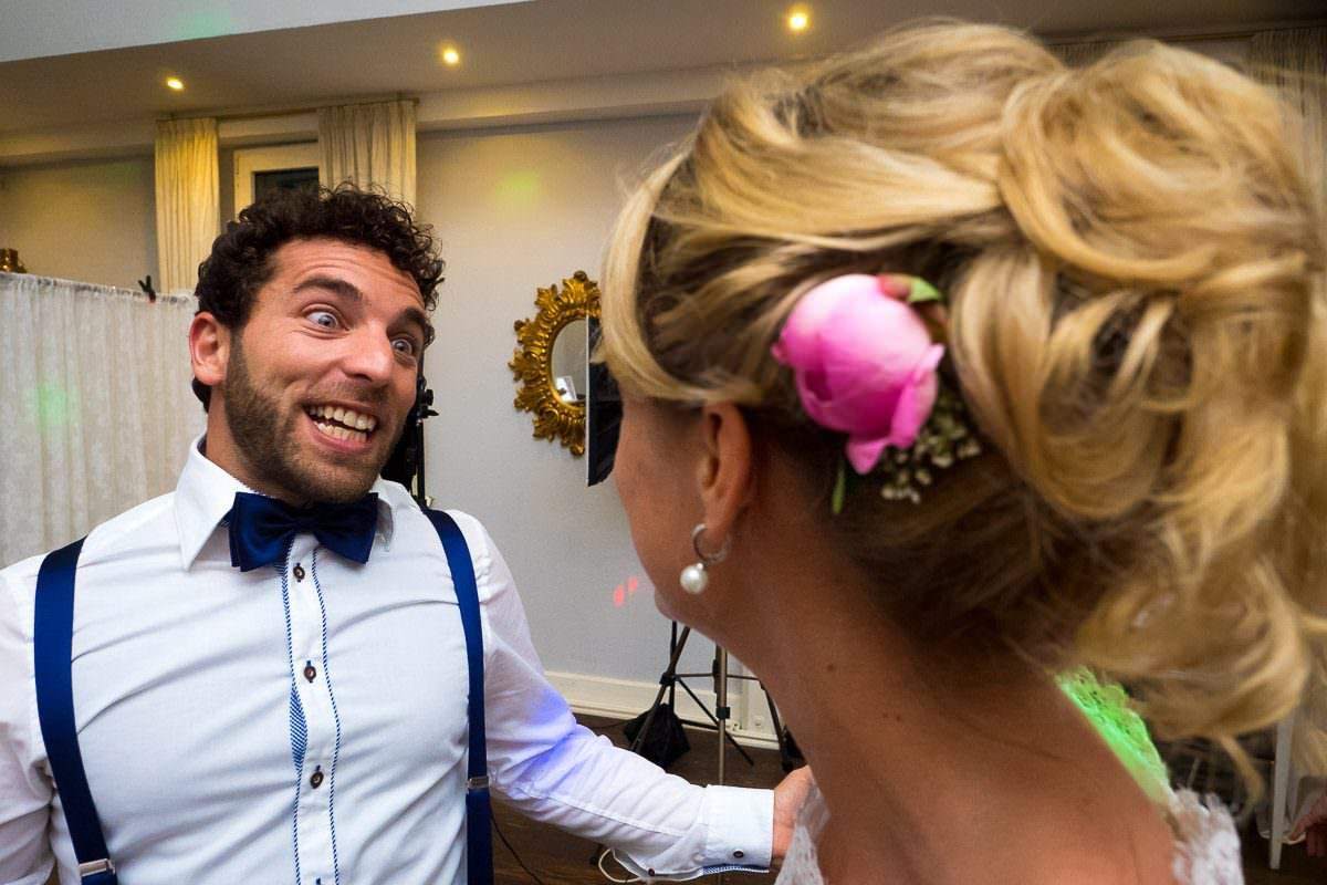 Hochzeitsparty mit Hochzeitsfotograf Solingen