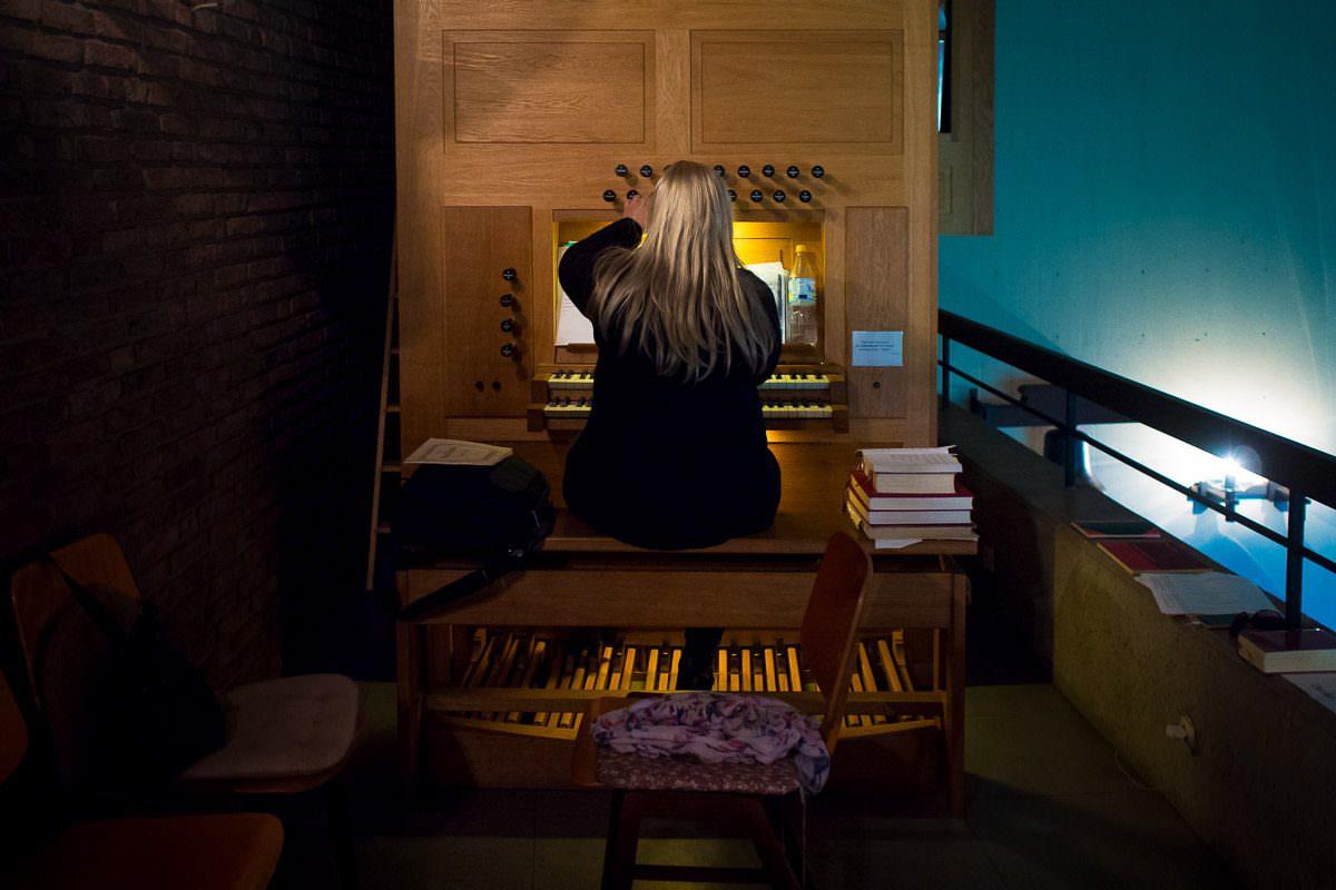 Musik für kirchliche Trauung