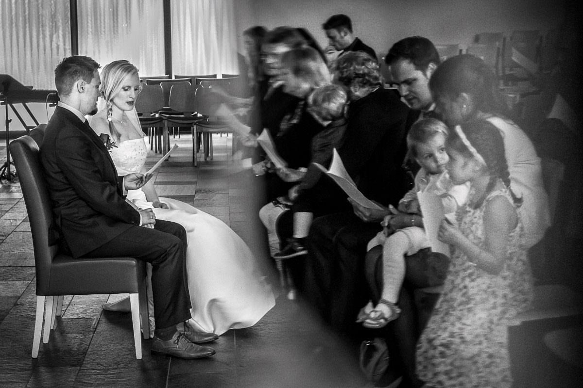 Hochzeit mit Kindern Düsseldorf