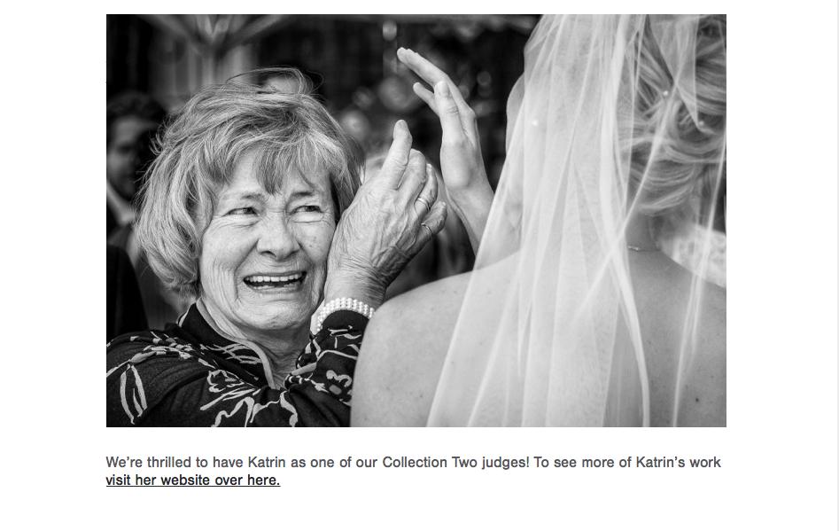 Beste Hochzeitsfotografin Deutschland als Juror