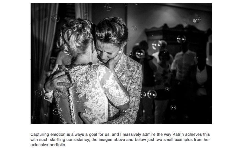 Authentische Hochzeitsfotos