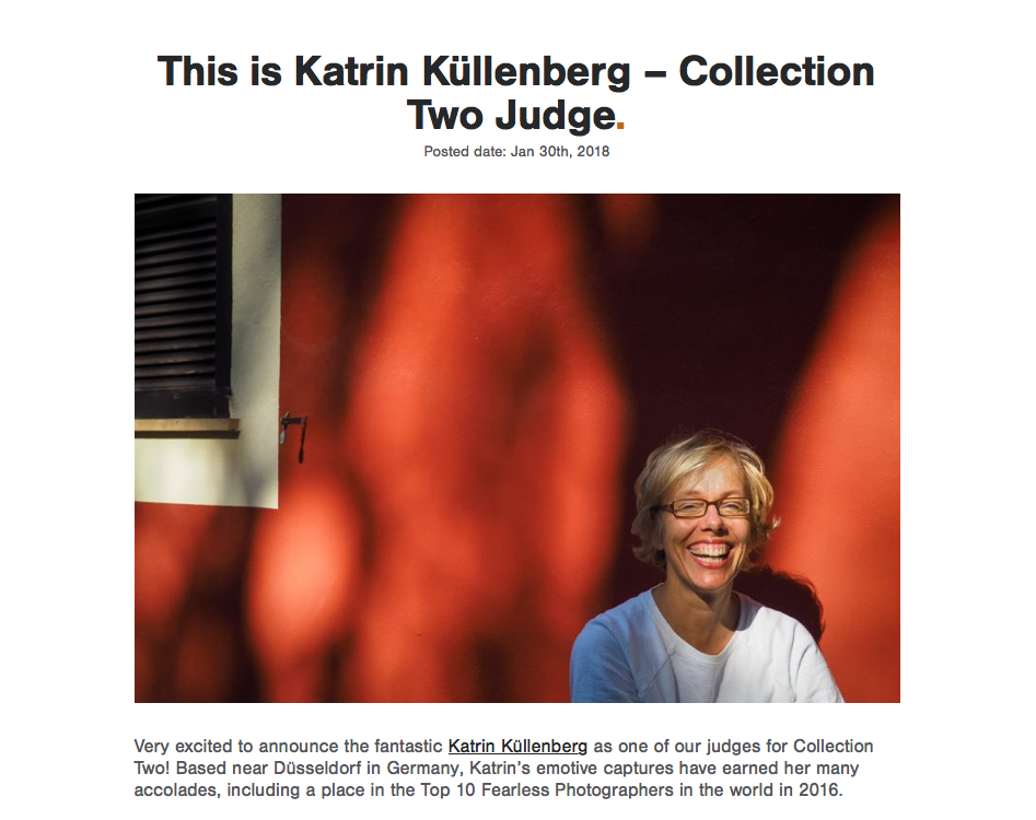 Katrin Kuellenberg for This is Reportage