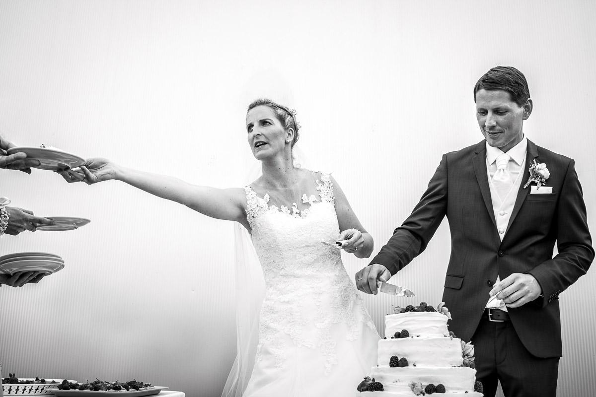 Sommerliche Hochzeit am Niederrhein