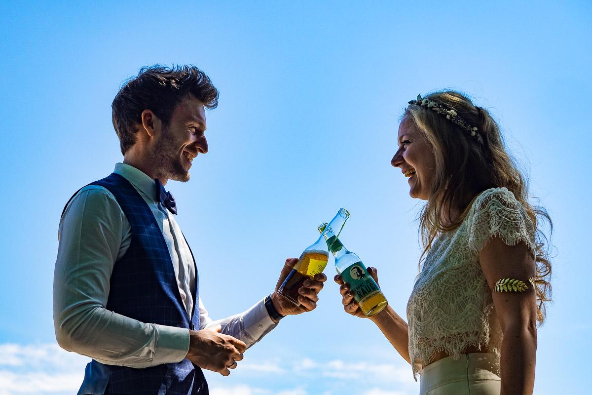 Mit Kind und Konfetti –  Sommerliche Hochzeit auf Schloss Burg Solingen