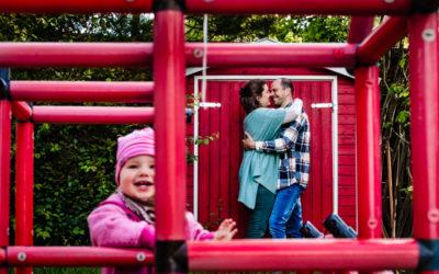 Paarfotos mit Kleinkind Solingen