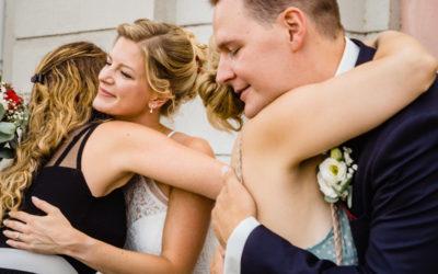 Ein Jawort unterm Kronleuchter – Sommerliche Hochzeit auf Schloss Benrath