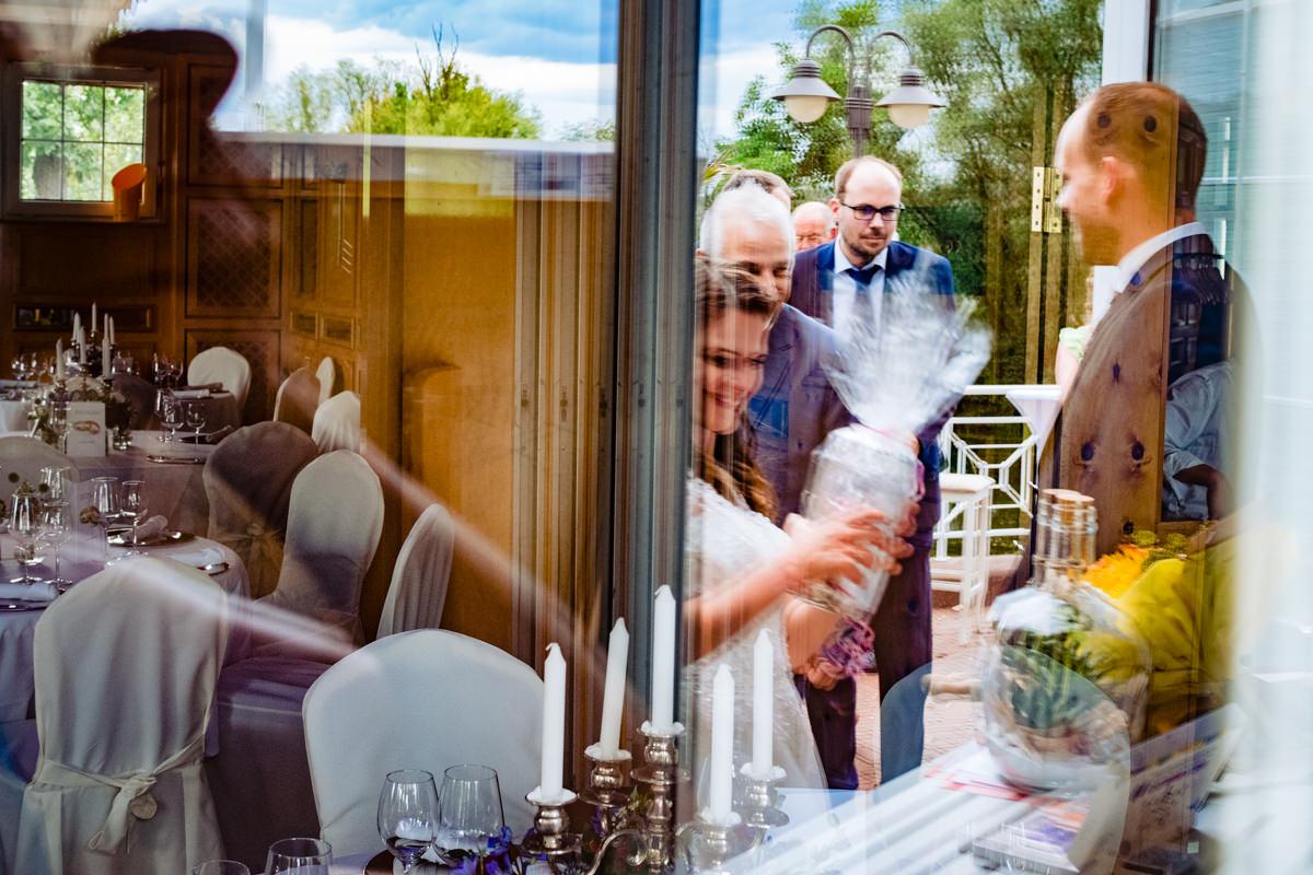 Hochzeitsempfang Deichgraf Duesseldorf mit beste Hochzeitsfotograf Duesseldorf