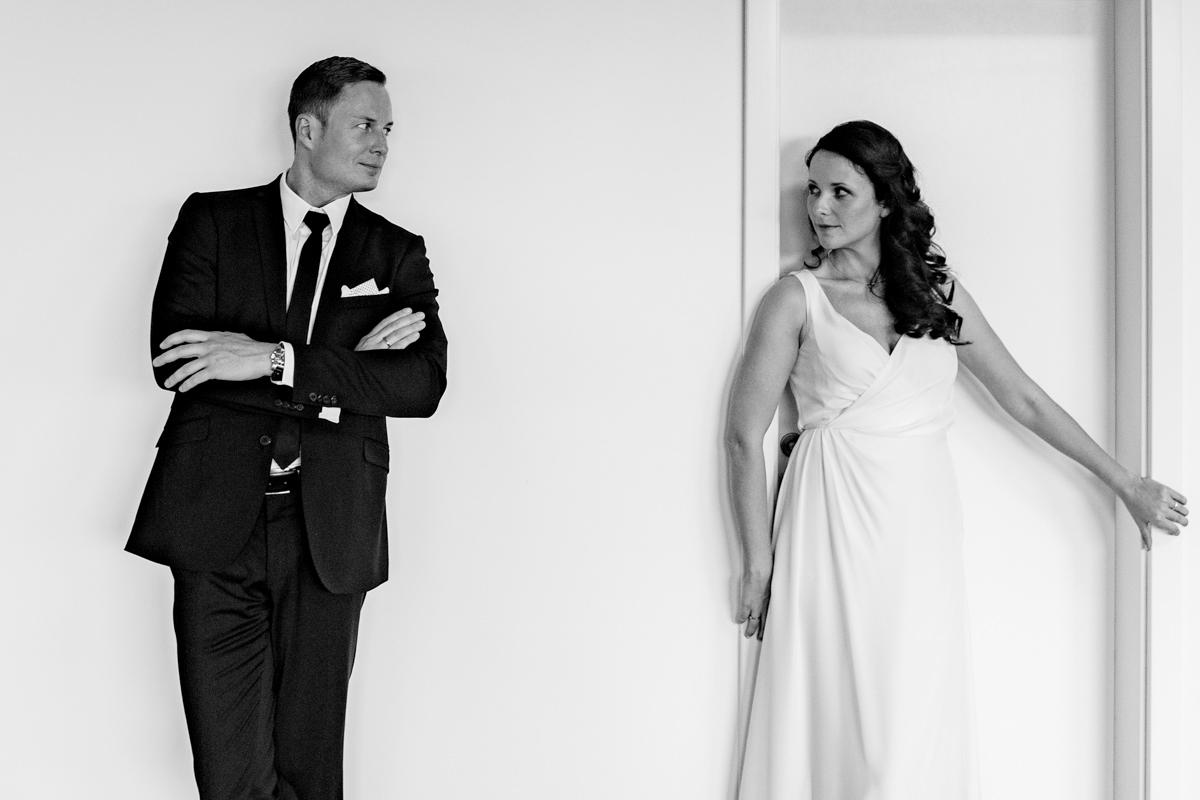 Brautpaarfotos bei Hochzeitsfeier Im Alten Bahnhof Steinhaus Solingen