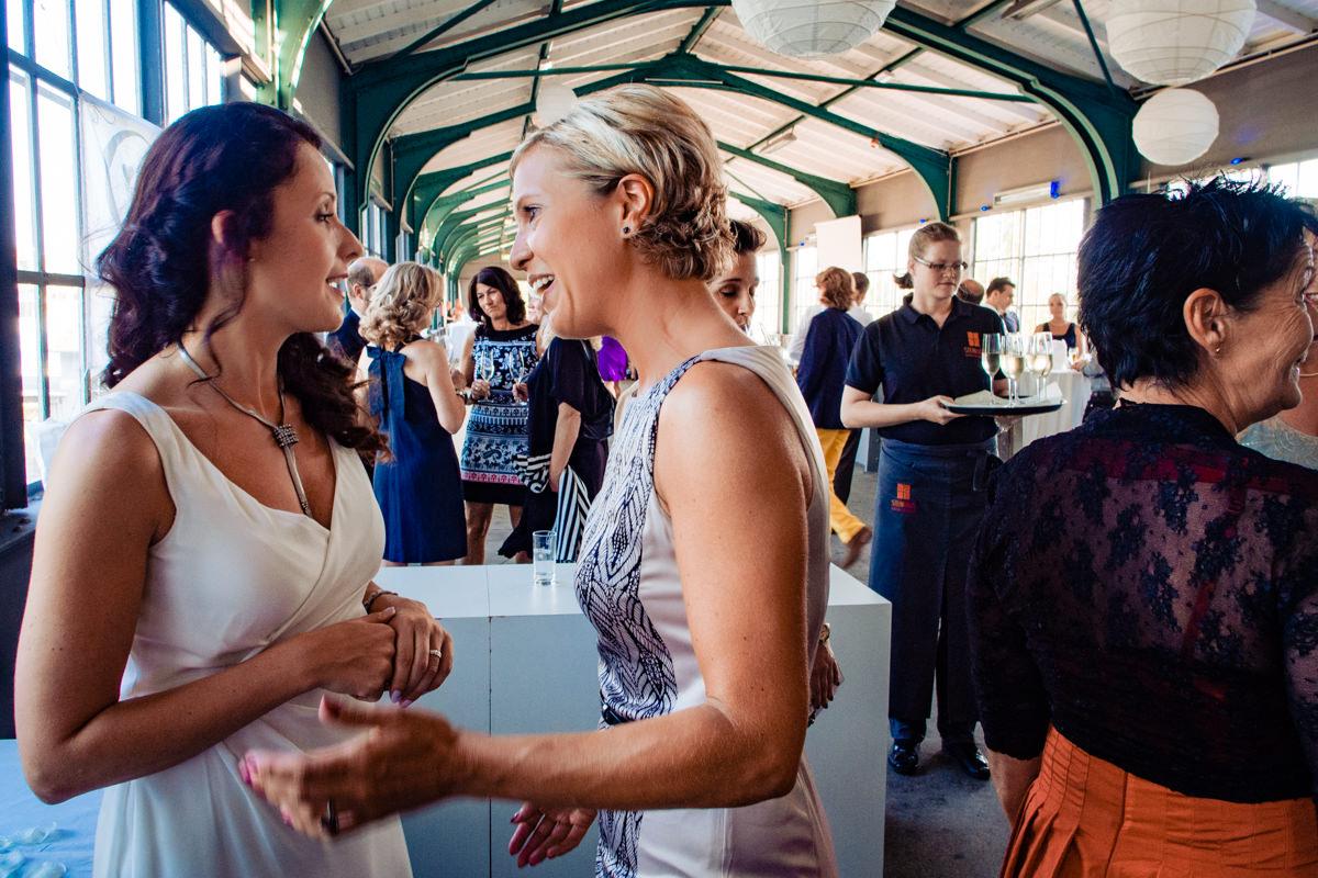 Hochzeitsfeier im Alten Bahnhof Steinhaus Solingen mit Hochzeitsfotograf Solingen
