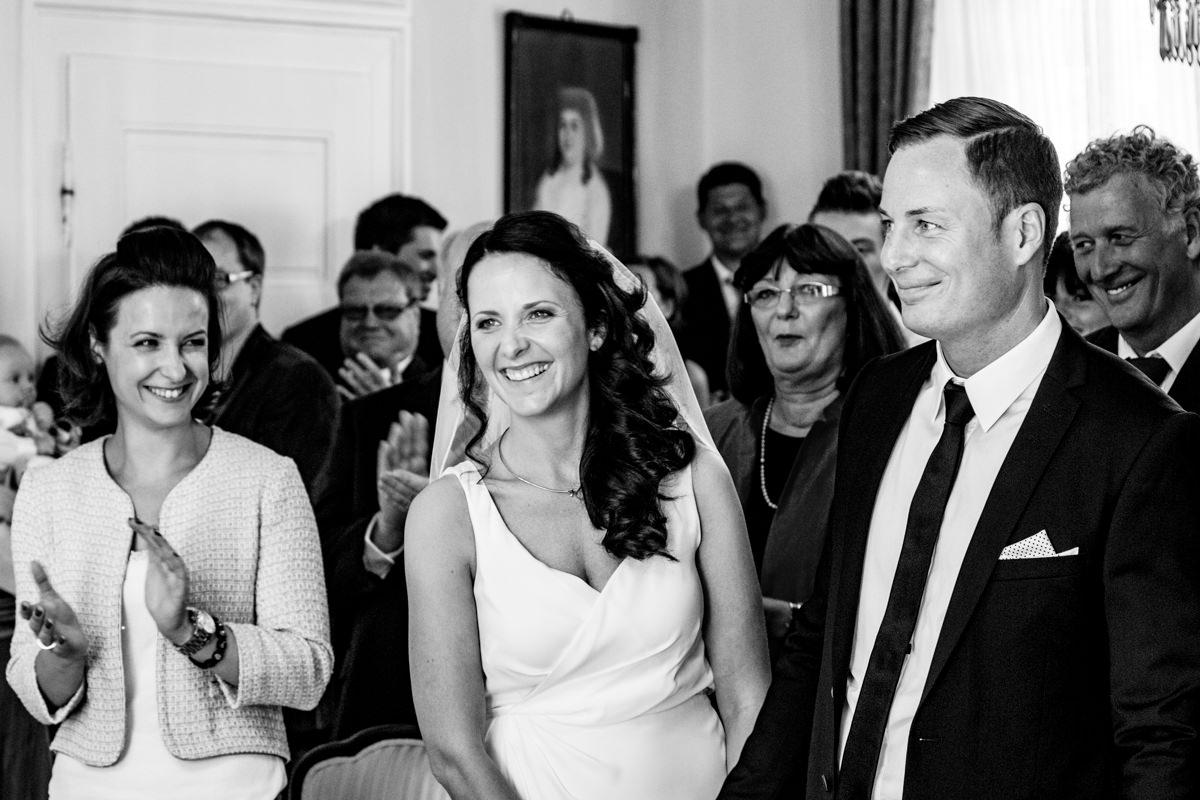 Trauung im Standesamt Solingen Haus Kirschheide mit Hochzeitsfotograf Solingen