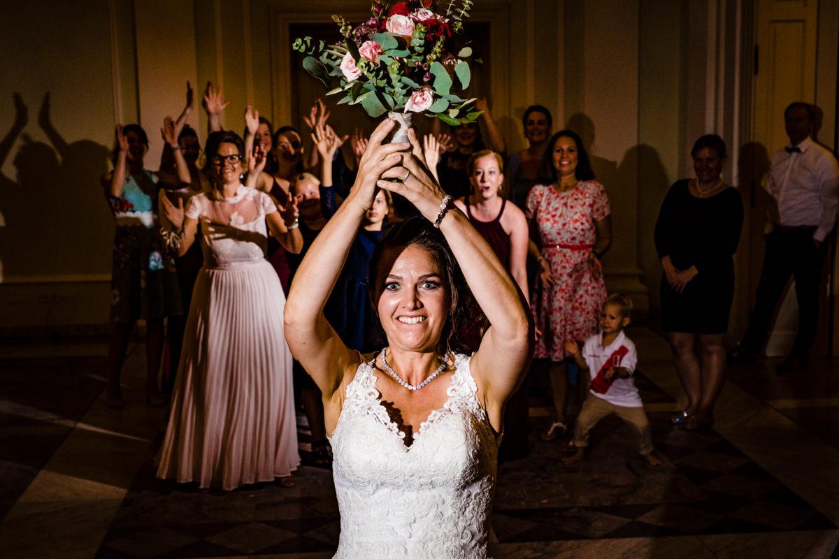 Brautstrauss Bonn für Hochzeitsfeier Redoute Bonn
