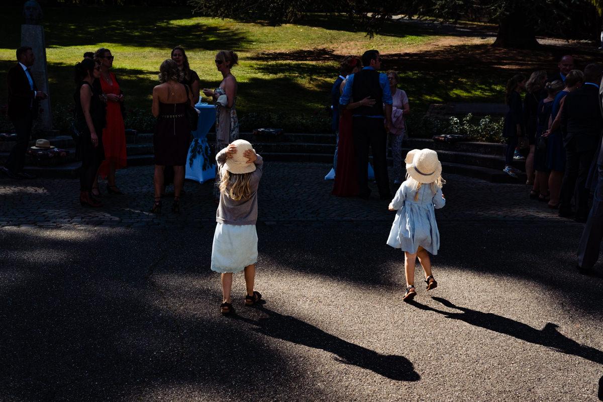 Freie Trauung in Hochzeitslocation Bonn mit Hochzeitsfotograf Bonn
