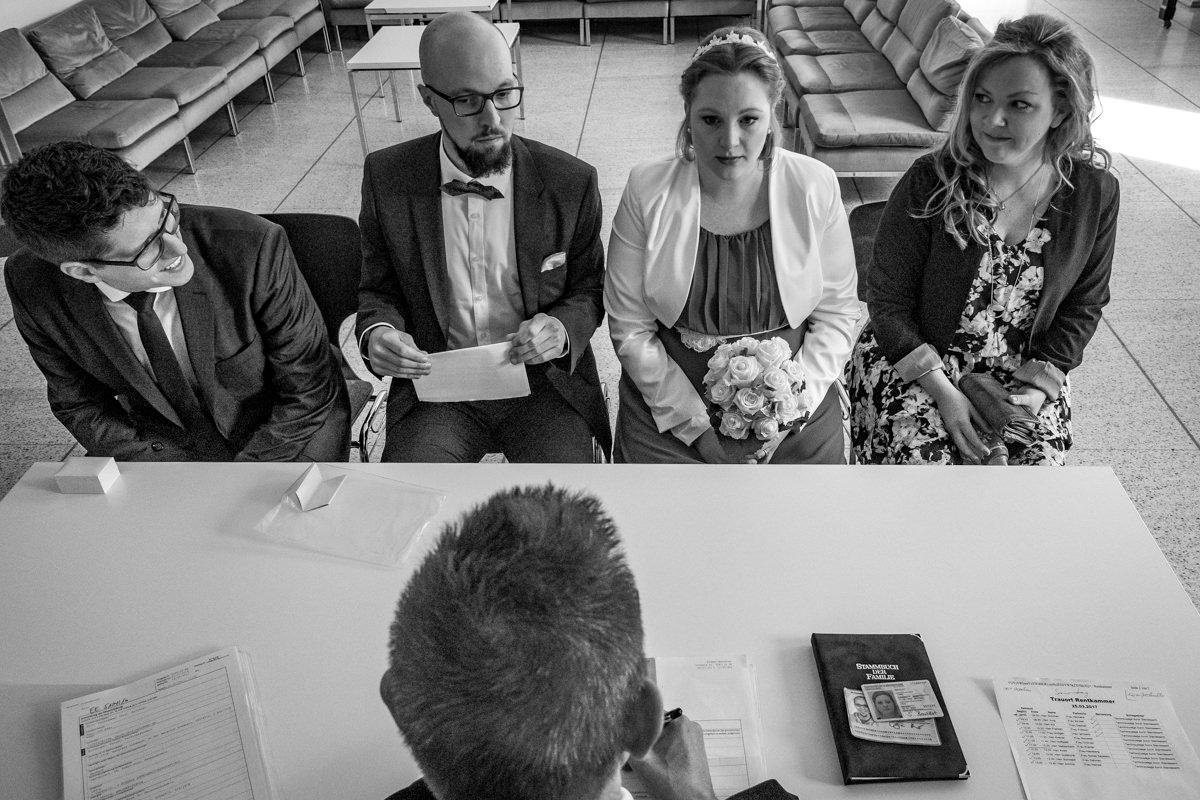 Heiraten im Standesamt Rathaus Köln mit Hochzeitsfotograf Köln-2