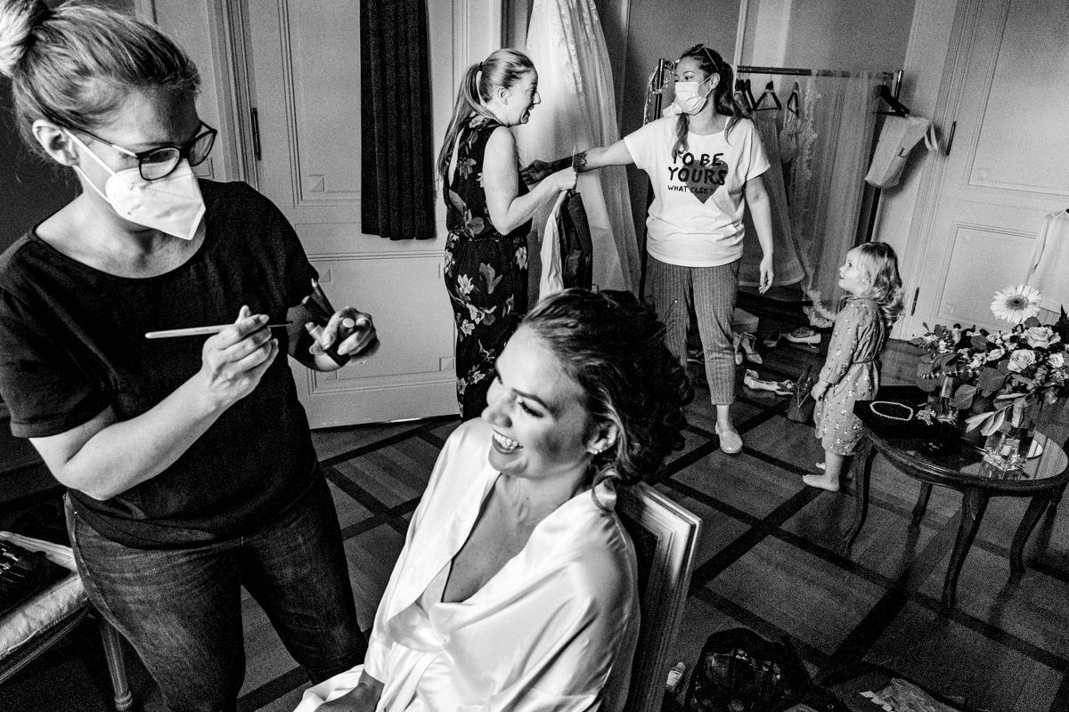 Heiraten in der Redoute Bonn mit Hochzeitsfotograf Bonn
