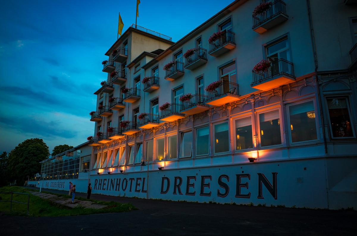 Hochzeitsempfang in Bonn Bad Godesberg mit Hochzeitsfotograf Bonn