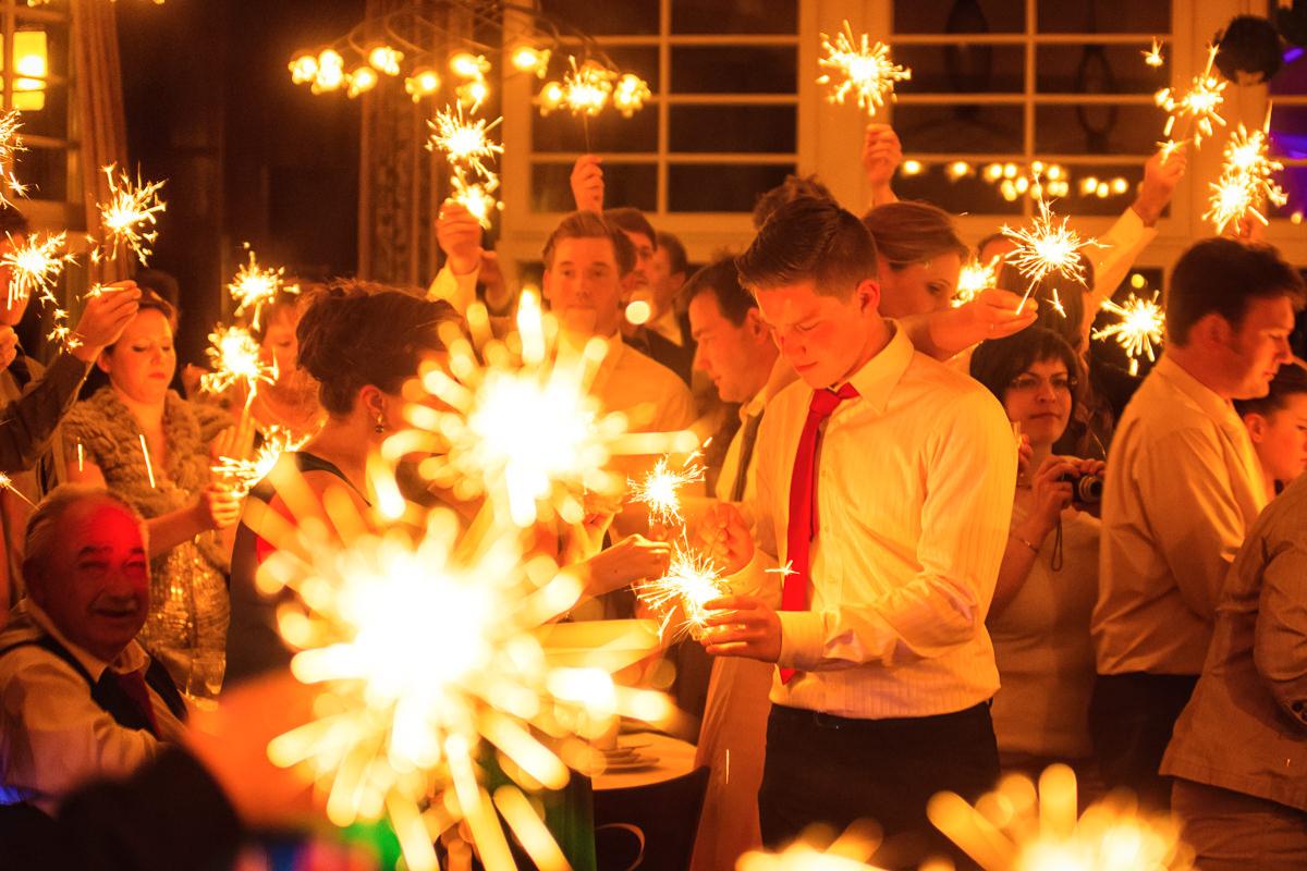 Hochzeitstanz bei Hochzeitsfeier in Restaurant Ruedenstein Solingen