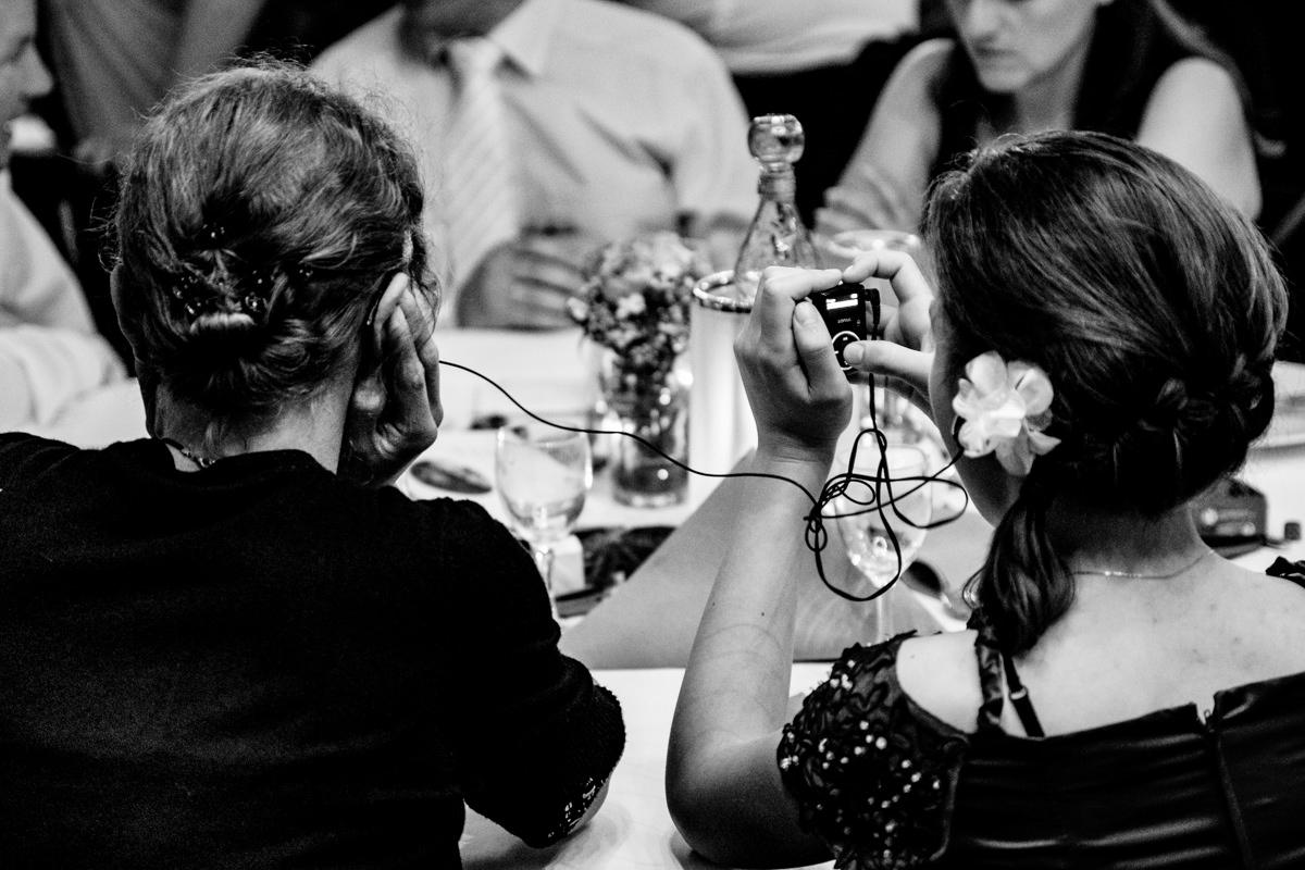 Kinder bei Hochzeitsfeier in Restaurant Ruedenstein Solingen